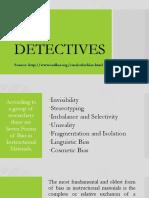 Bias Detectives