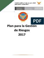 Pla Gestion de Riesgos Jose Abelardo Nuevo