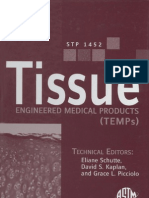 Tissue Engineeried Medical Products