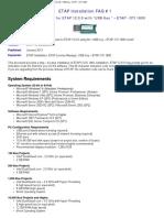 Etap 12 Faq - Usb Install 1600