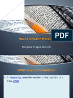 212445610 Word Formation
