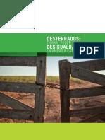 Desterrados Tierra poder y desigualdad en AL OXFAM.pdf