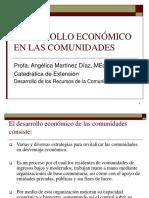 Desarrollo Economico en Las Comunidades