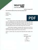 Surat WRI - Ciputra