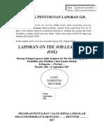 01. Pedoman Penyusunan Laporan OJL Dan Penjelasan Dari Digital F
