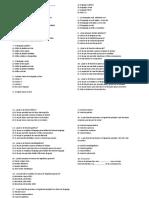 Examen de Funciones Del Lenguaje