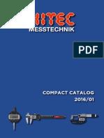 Hitec - Katalog Uzupełniający 2016 D