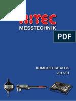 Hitec - Katalog Uzupełniający 2017 D