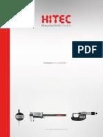 Hitec - Katalog Uzupełniający 2018.2 EN