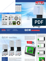 Hitec - Wideomikroskopy Pomiarowe QCM - 2016 EN