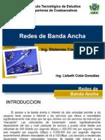 Redes de Banda Ancha Unidad 1