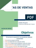 Coutas de Ventas- (Andre Arronaye)