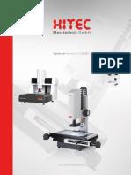 Hitec - Katalog Mikroskopy 2018 D