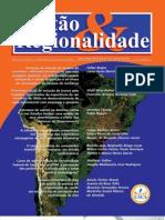 Revista Gestao e Regionalidade - Minha Publicacao