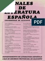 Anales de Literatura Espanola 4