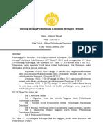 Tugas UU Perlindungan Konsumen Vietnam FINAL