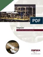 Fiberglass Pipe Manual Chemical Plants