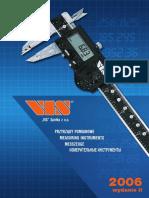 VIS - Katalog 2006 PL