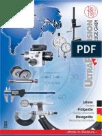 Ultra Praezision - Katalog 2009 D, EN