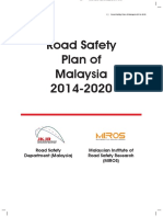 Road Safety Plan 2014-2020 Booklet-En