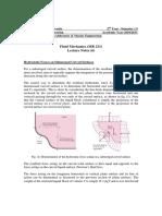 Fluid Mechanics (6)