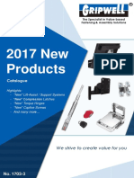Gripwell Catalogue - 2017 New Products (20171023)