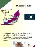 Diseases of Pulp