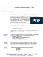 Planning Programming and Monitoring Projects5