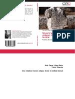 LÓPEZ SACO, J. & SCARCIA, F., Una mirada al Mundo Antiguo a través del análisis textual. Fuentes de la Antigüedad Grecorromana, Edit. EAE Publ., Saarbrücken, 2013