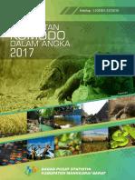 Kecamatan Komodo Dalam Angka 2017