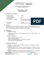 MATEMÁTICA I  2018-I