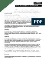 Guía Para El Desarrollo de La Actividad Dirigida a Los Docentes