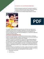 La Importancia Del Desarrollo de La Motricidad Fina en La Infancia