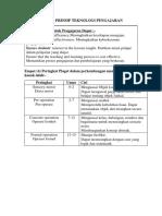 Nota Hbef3103 Prinsip Teknologi Pengajaran