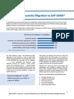 Successful Migration