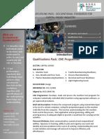 CGSC CNC Programmer 213