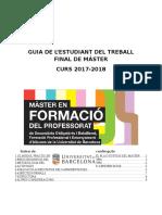 Guia Estudiant TFM 2017-2018