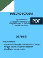 21. Pneumothorax