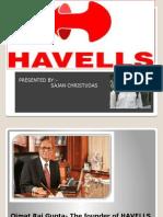 Havells Ppt