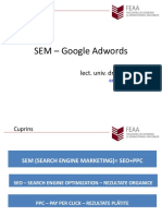Curs E MARKETING 4 Adwords