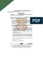 6. Memorandum Order No 3-11-2005