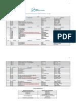 Horario 2018 Composicion 1 c Plan 2002