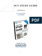 Vcp6.5 Dcv Study Guide