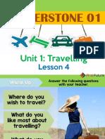 An English lesson