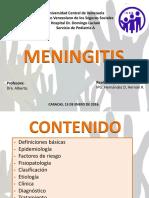 Meningitis Seminario