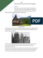 IPS Kerajaan Hindu Dan Budha