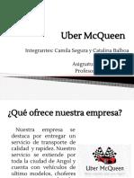 Uber McQueen