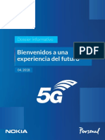 Dossier 5G de Personal y Nokia Para Prensa