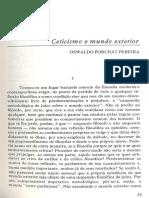 Ceticismo e Mundo Exterior - Oswaldo Porchat