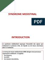 Syndrome Medistinal Final